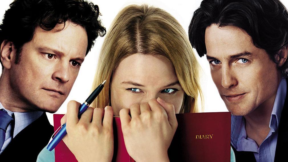 Comedias románticas recomendadas para ver un sábado por la noche - El diario de Bridget Jones