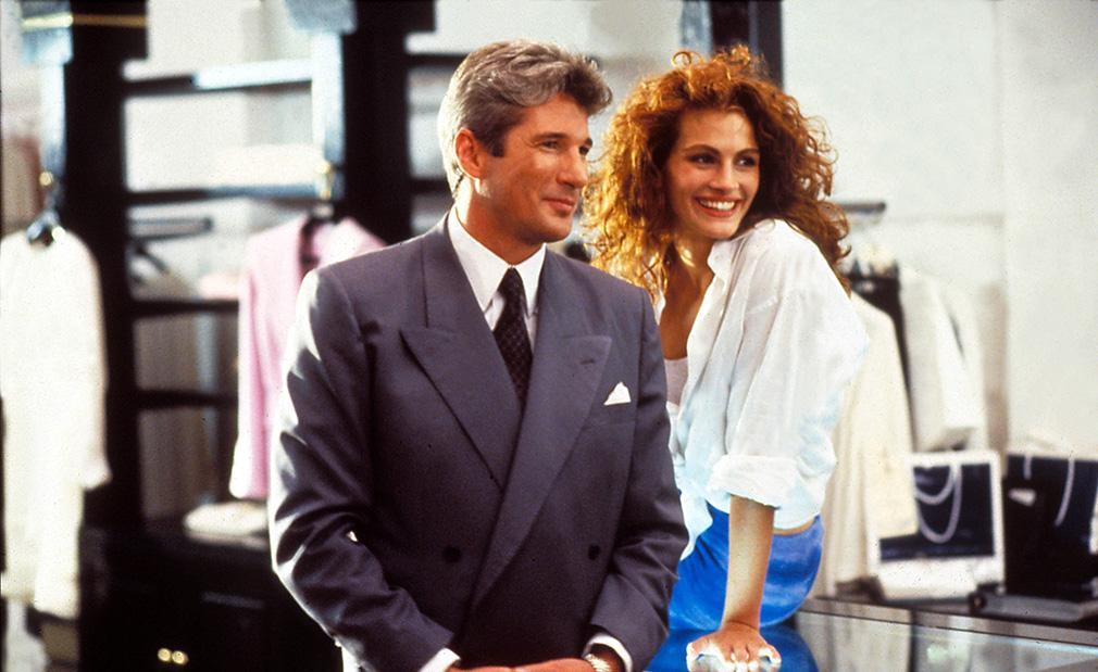 Comedias románticas recomendadas para ver un sábado por la noche - Pretty Woman