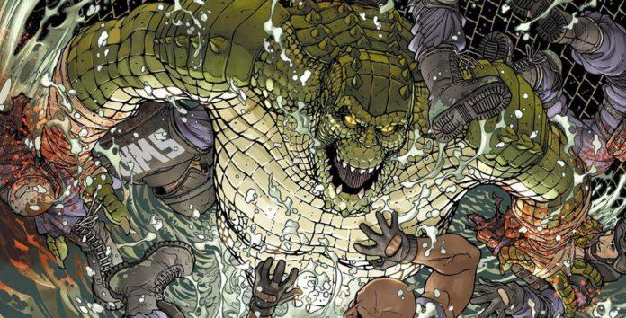 Gotham temporada 3 Killer Croc y detalles de los villanos