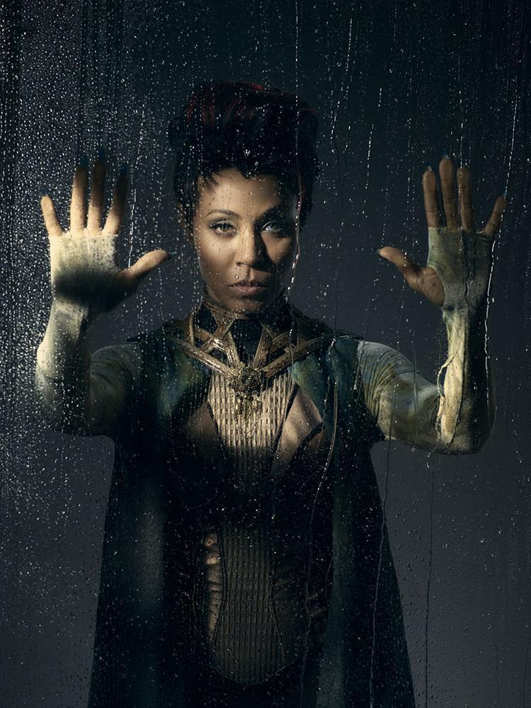 Gotham temporada 3 galería de personajes principales - Jada Pinkett Smith como Fish Mooney