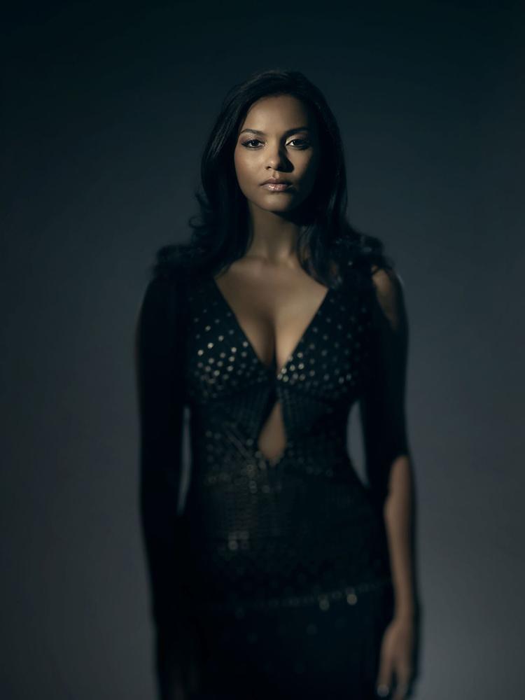 Gotham temporada 3 galería de personajes principales - Jessica Lucas como Tabitha Galavan