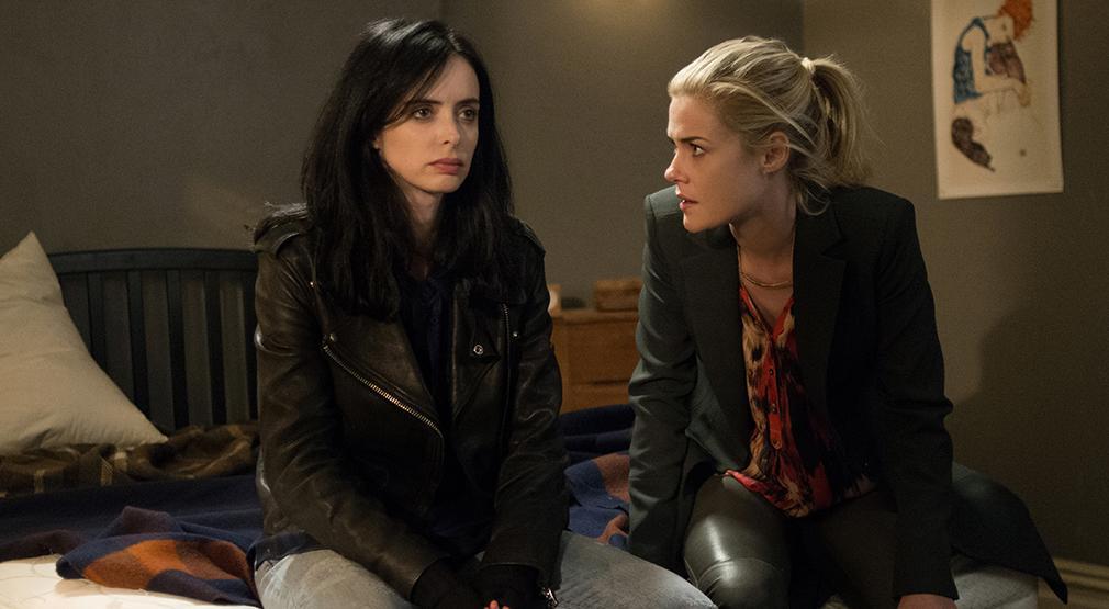 Jessica Jones temporada 2 se centrará en la relación entre Jessica y Trish - Krysten Ritter y Rachael Taylor