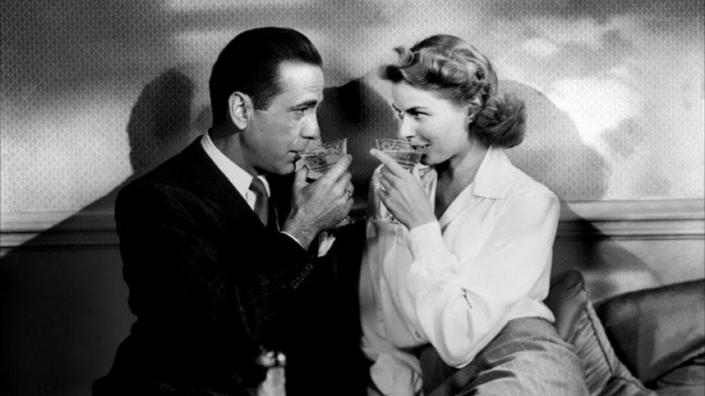 Las mejores películas de amor de la historia (actualizado a 2016) - Casablanca