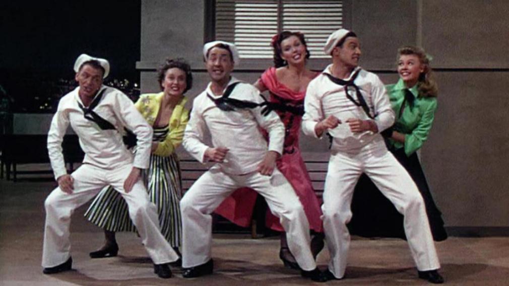 Las mejores películas de baile de todos los tiempos (actualizado a 2016) - Un día en Nueva York