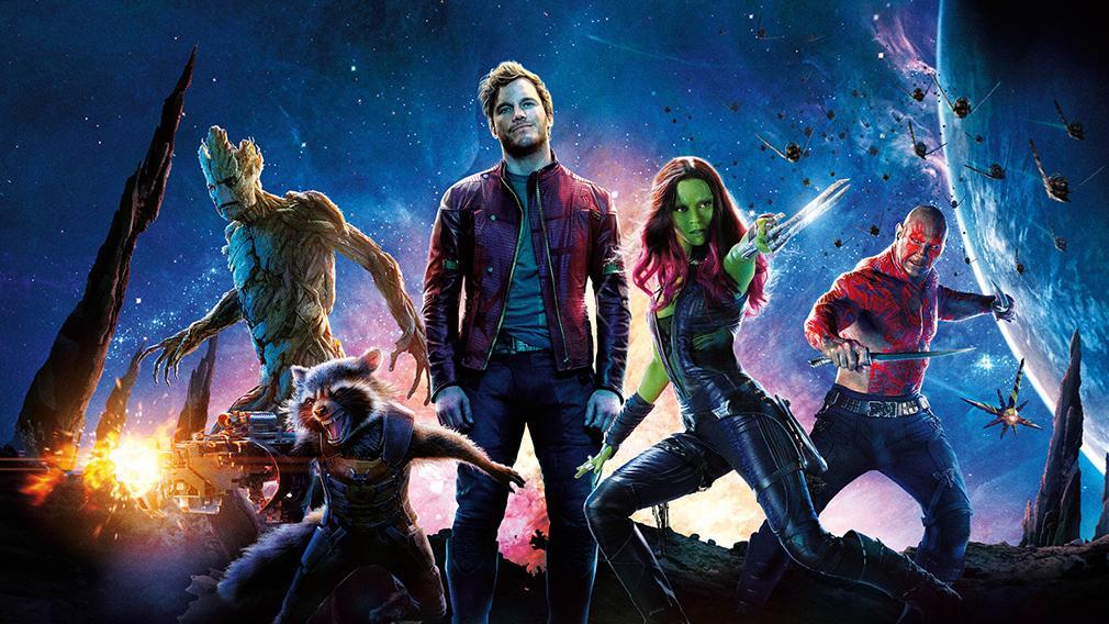 Las mejores películas de ciencia ficción que tienes que ver (actualizado a 2016) - Guardianes de la galaxia