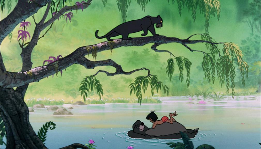 Las mejores películas de dibujos animados y animación (actualizado a 2016) - El libro de la selva