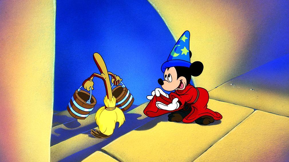 Las mejores películas de dibujos animados y animación (actualizado a 2016) - Fantasía