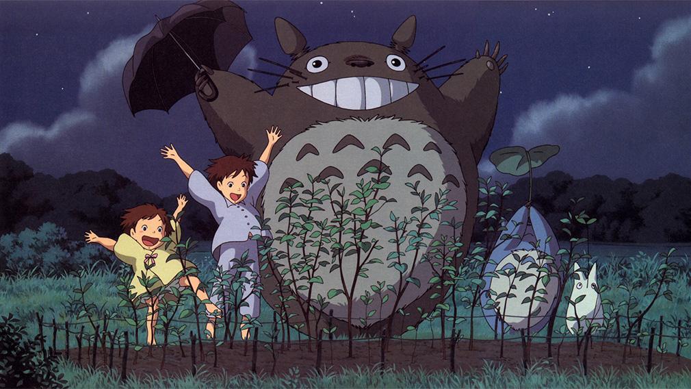 Las mejores películas de dibujos animados y animación (actualizado a 2016) - Mi vecino Totoro