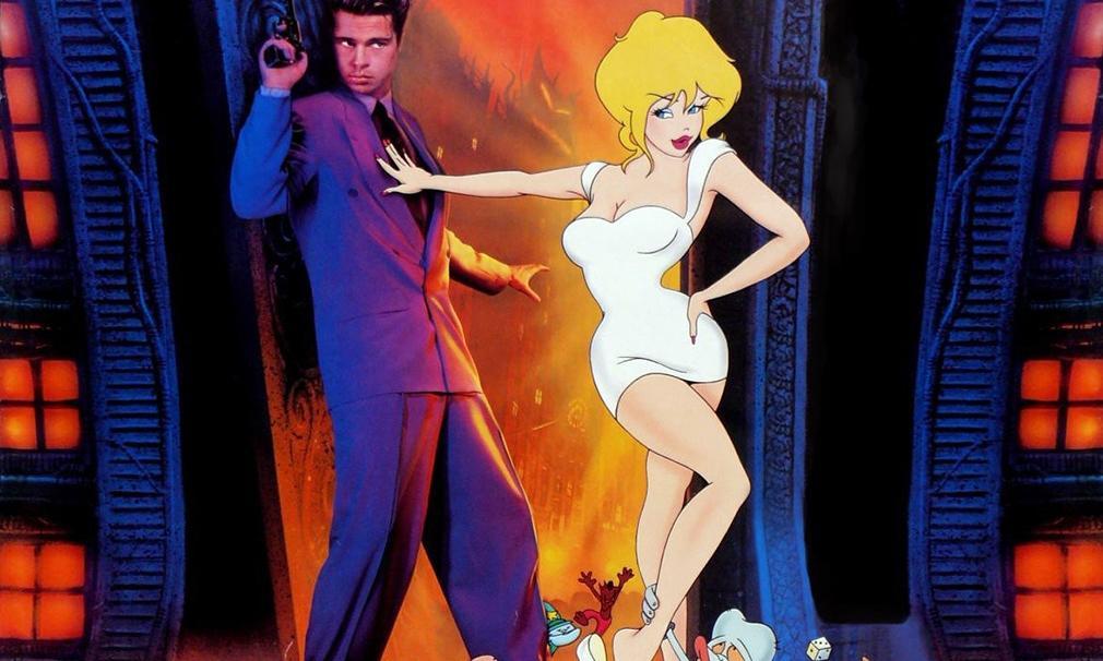 Las mejores películas de dibujos animados y animación (actualizado a 2016) - Una rubia entre dos mundos