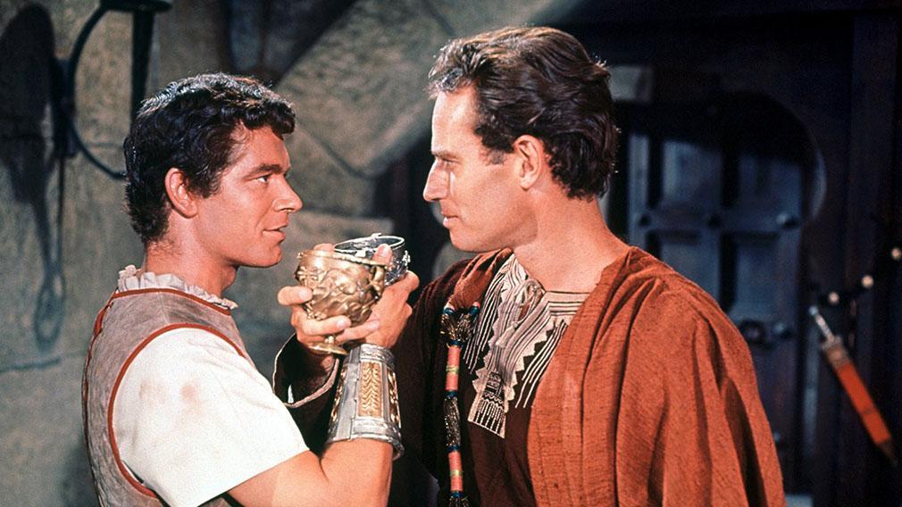 Las mejores películas de romanos de la historia actualizado a 2016 - Ben-Hur