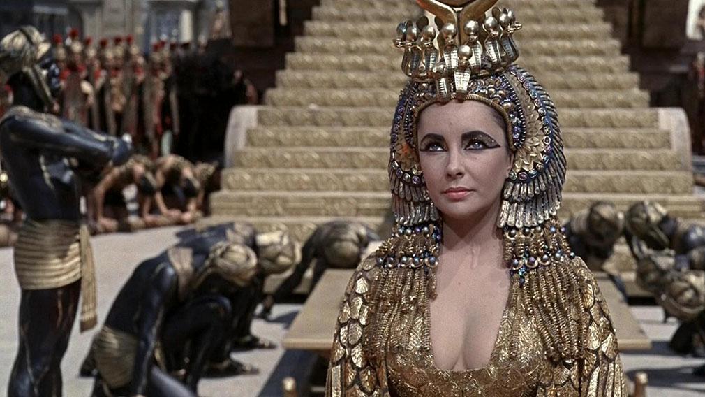 Las mejores películas de romanos de la historia actualizado a 2016 - Cleopatra