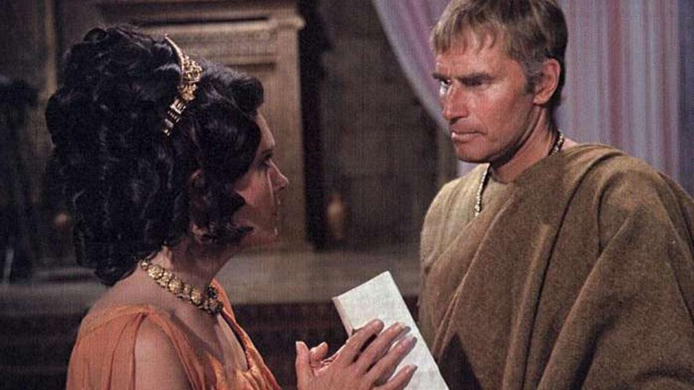 Las mejores películas de romanos de la historia actualizado a 2016 - Marco Antonio y Cleopatra