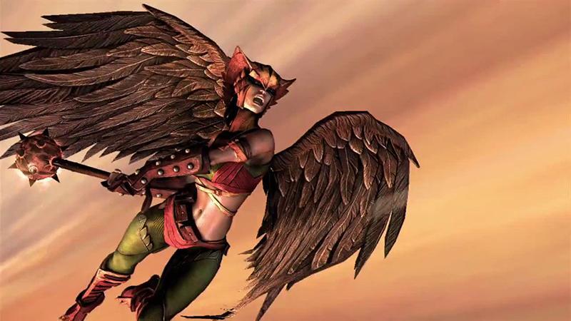 Las superheroínas que queremos ver en pantalla - Hawkgirl