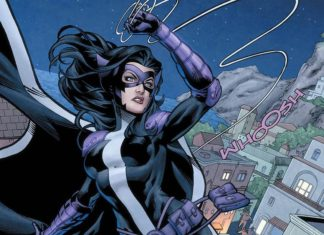 Las superheroínas que queremos ver en pantalla - Huntress