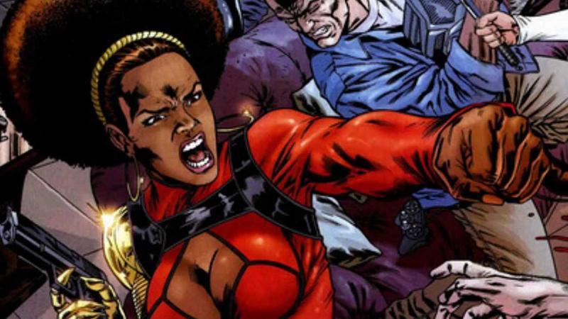 Las superheroínas que queremos ver en pantalla - Misty Knight