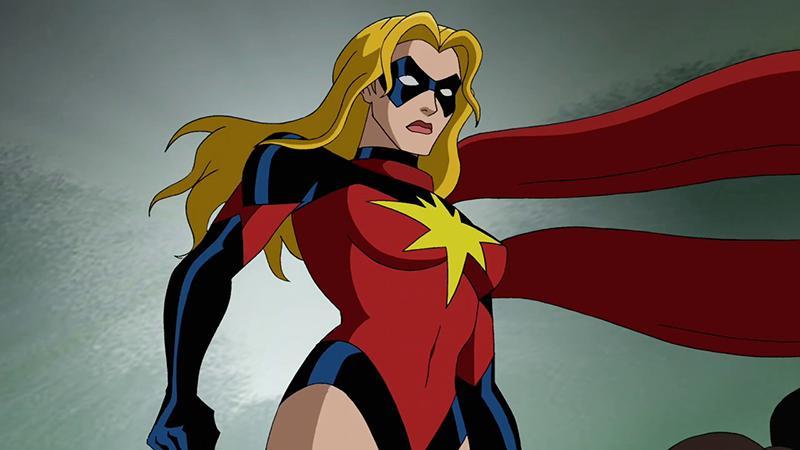 Las superheroínas que queremos ver en pantalla - Ms Marvel