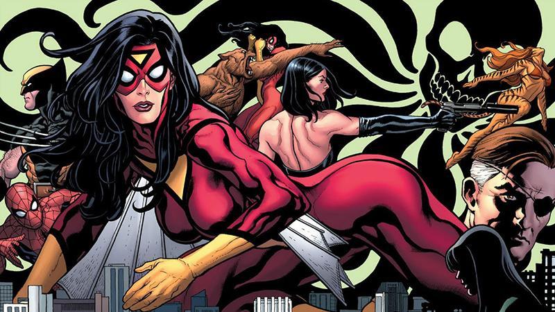 Las superheroínas que queremos ver en pantalla - Spider-Woman