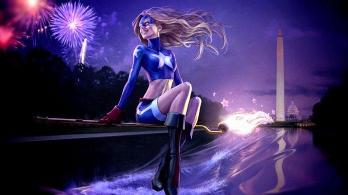 Legends of Tomorrow temporada 2 Stargirl estará en ella