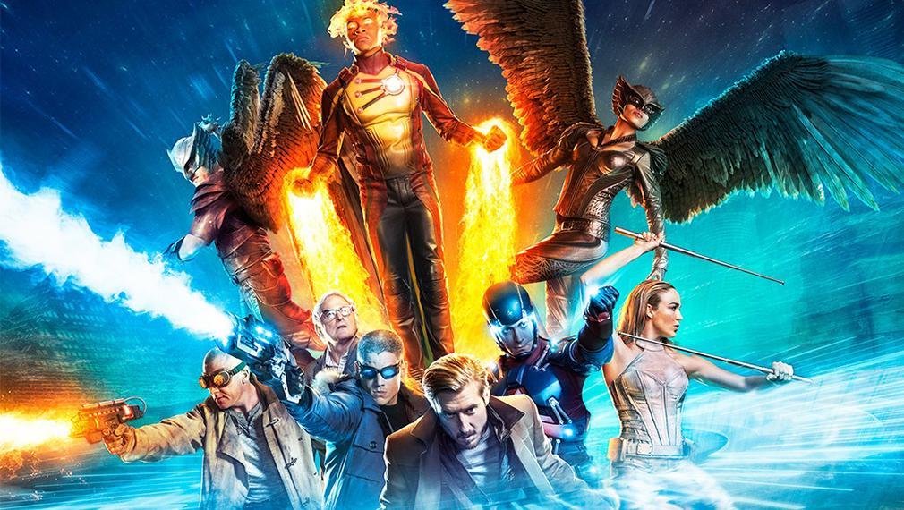 Legends of Tomorrow temporada 2 batalla épica entre la JSA y el grupo de leyendas