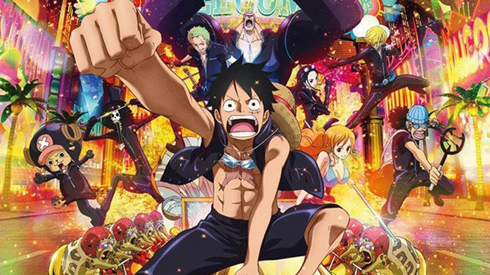 'One Piece Film Gold' película más taquillera del verano en Japón