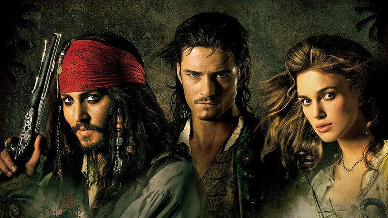 Películas que hay que ver si te gusta el cine - 117 - Piratas del Caribe. El cofre del hombre muerto
