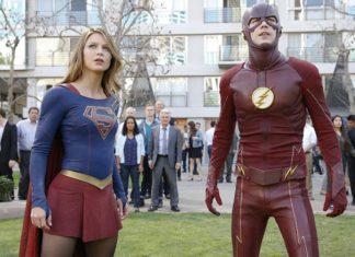 Supergirl avance de los episodios 18, 19, 20, Flash llega a National City