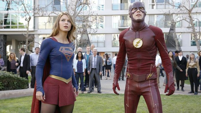 Supergirl avance de los episodios 18, 19, 20, Flash llega a National City