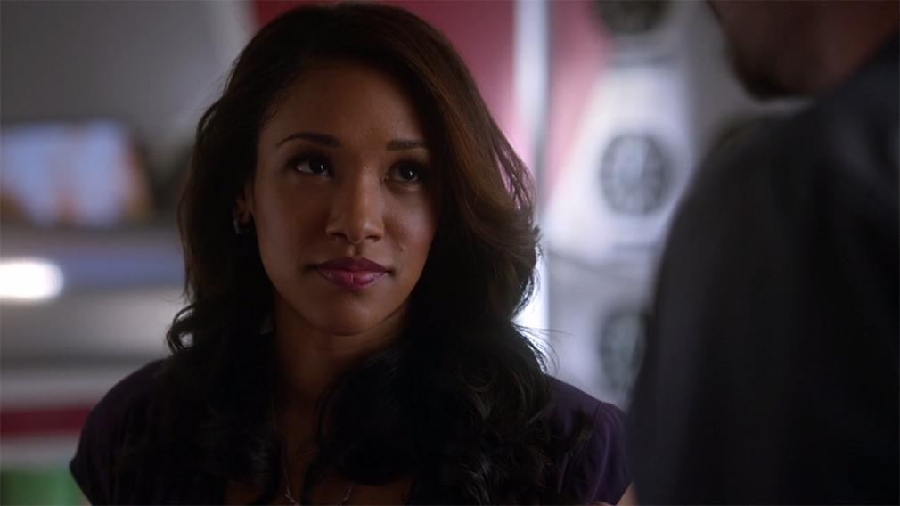 The Flash temporada 3 Barry Allen cambia la historia - Iris West