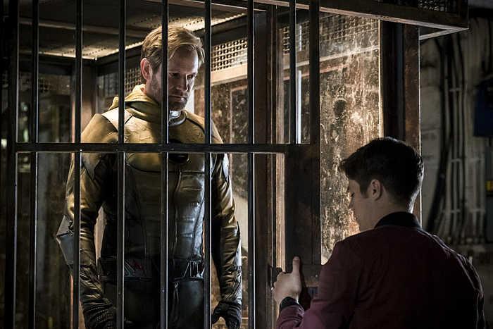 The Flash temporada 3 primeras fotos del estreno - 09