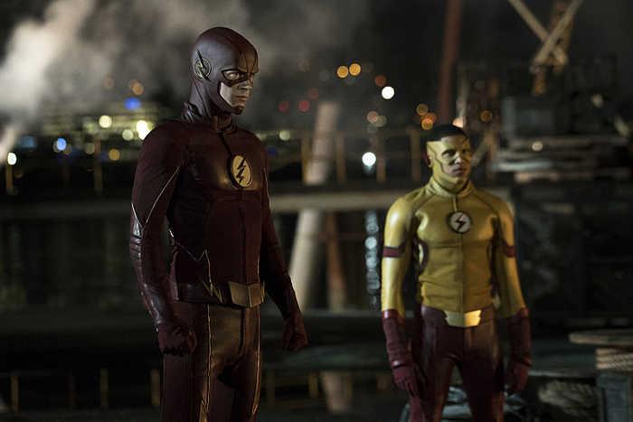 The Flash temporada 3 primeras fotos del estreno - 11