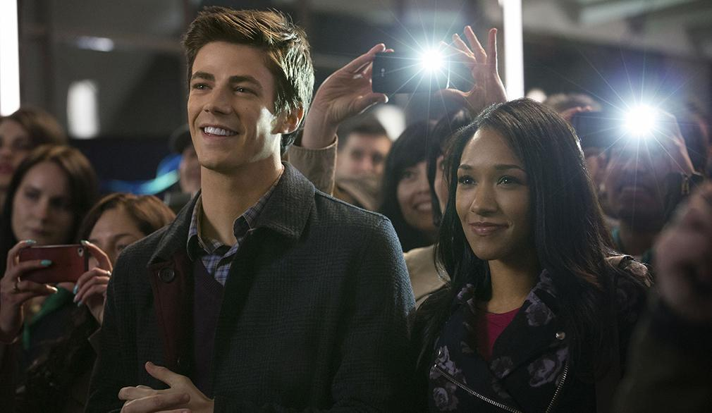 The Flash temporada 3 spoilers: Los productores hablan de Barry e Iris en 'Flashpoint'