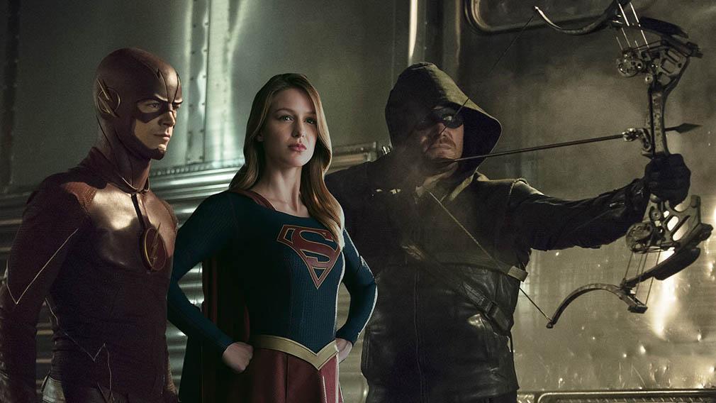'The Flash temporada 3' y 'Arrow temporada 5'  detalles del crossover