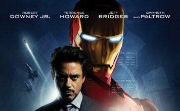 "Foto de la Película ""Iron Man"""
