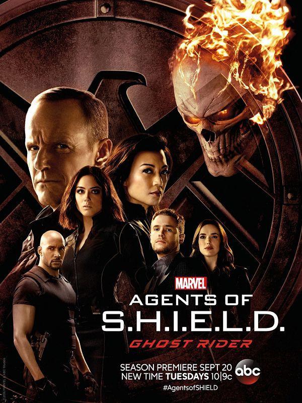 Agentes de SHIELD temporada 4 póster oficial