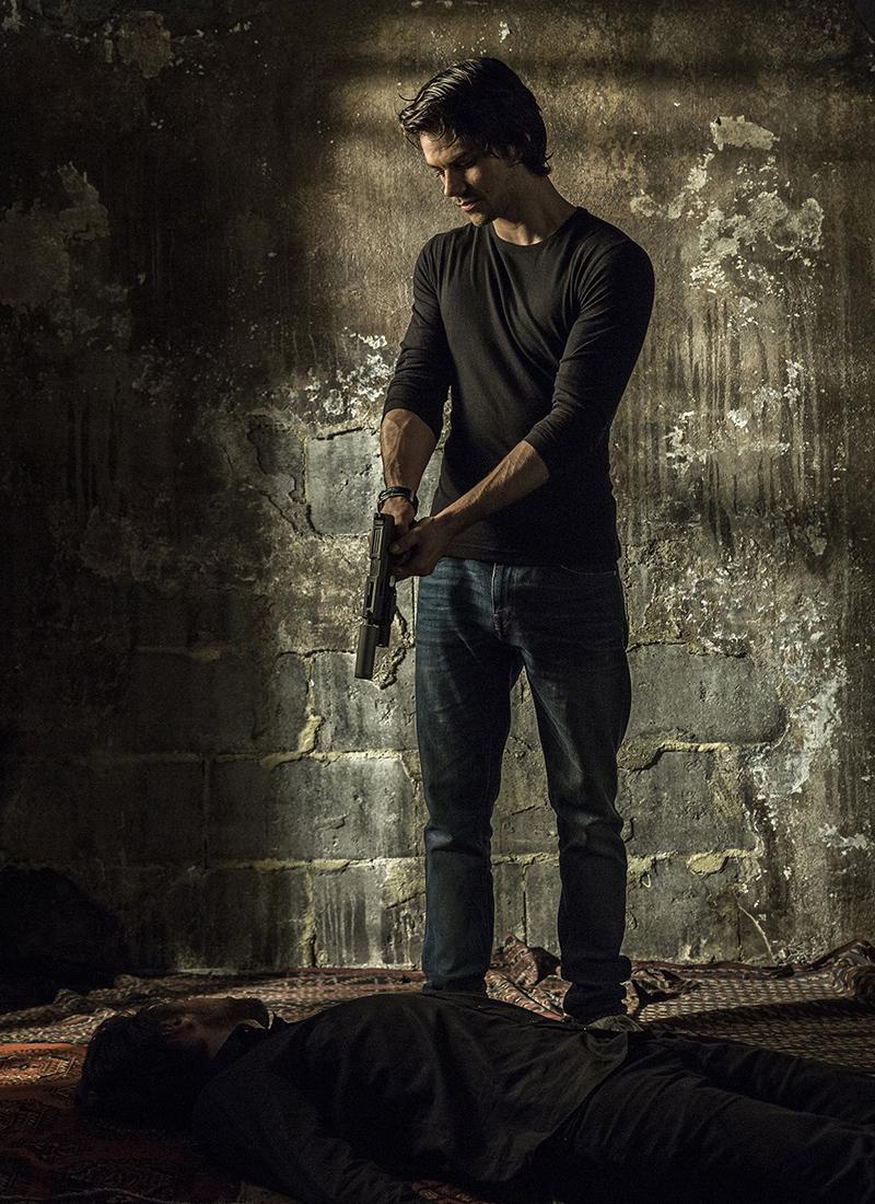 'American Assassin' Dylan O'Brien es un asesino en su primera imagen