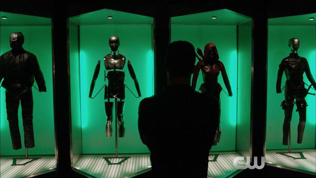 Arrow temporada 5 nuevo tráiler: Oliver crea un nuevo equipo