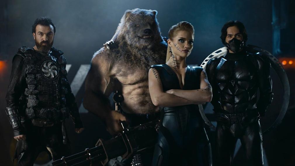 'Guardians' película de superhéroes rusa Trailers emitidos hasta ahora