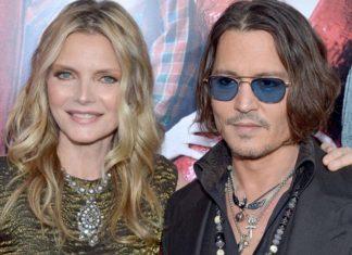 Johnny Depp y Michelle Pfeiffer podrían estar en 'Asesinato en el Orient Express'