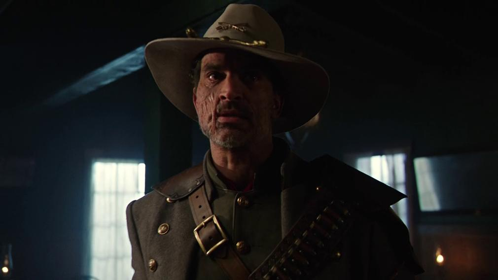 Jonah Hex regresa para la temporada 2 de 'Legends of Tomorrow'