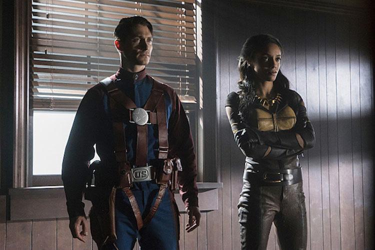 Legends of Tomorrow temporada 2 primeras imágenes de los miembros de la JSA 06