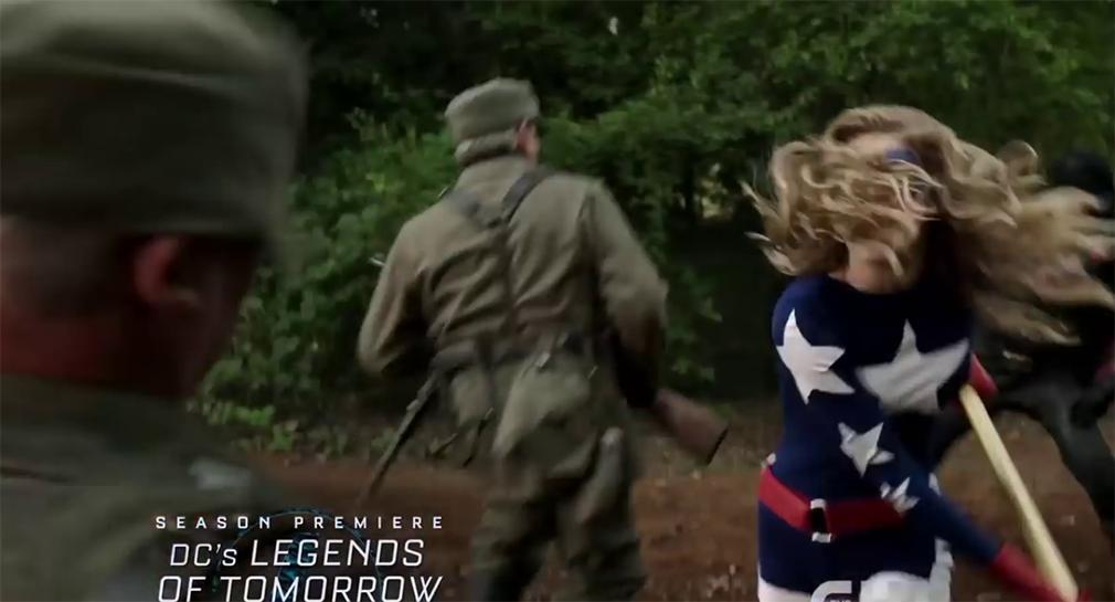 Legends of Tomorrow temporada 2 nuevo teaser presenta a Stargirl