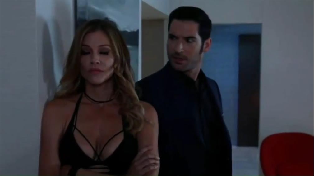 'Lucifer' promo del episodio 2x02 'Liar, Liar, Slutty Dress on Fire'