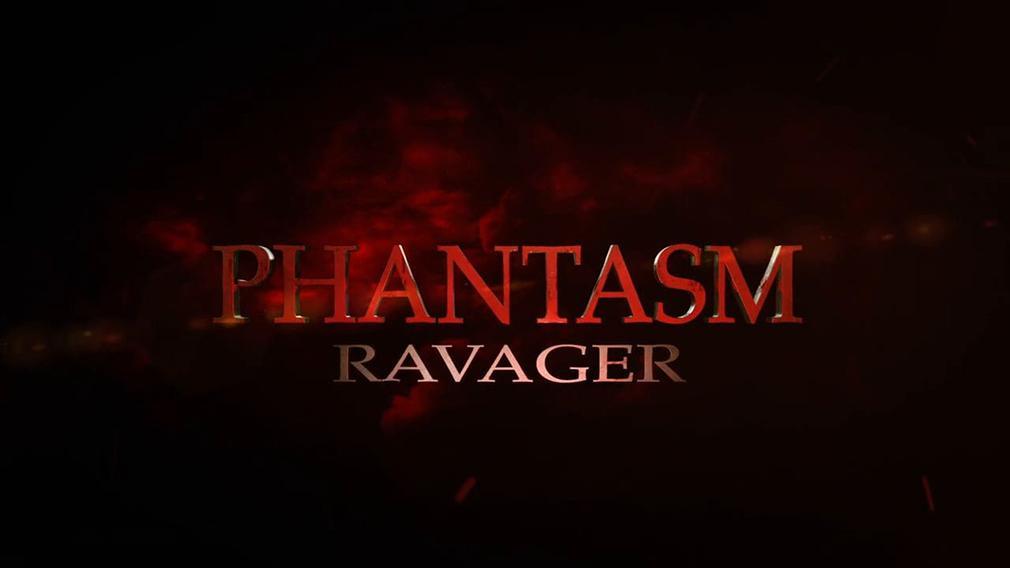 'Phanstasm Ravager' El regreso de el Hombre Alto