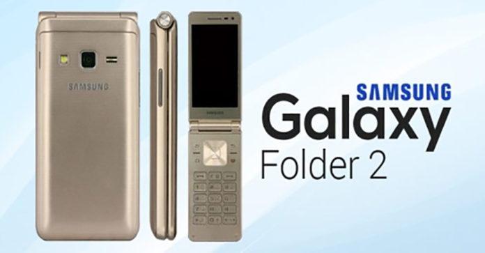 SAMSUNG GALALXY FOLDER 2