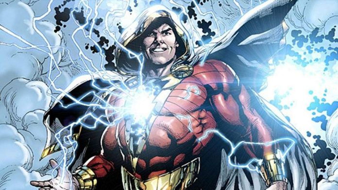 'Shazam' película de la DC así se vería Dwayne Johnson como Black Adam