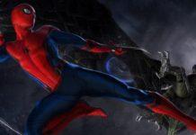 'Spiderman: Homecoming' fotos del rodaje Spiderman desde un helicóptero