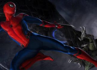 'Spiderman: Homecoming' fotos del rodaje Spiderman desde un helicóptero