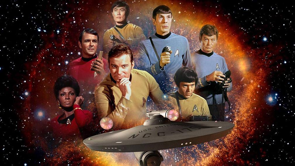 Star Trek 50 aniversario vídeo conmemorativo de medio siglo de vida