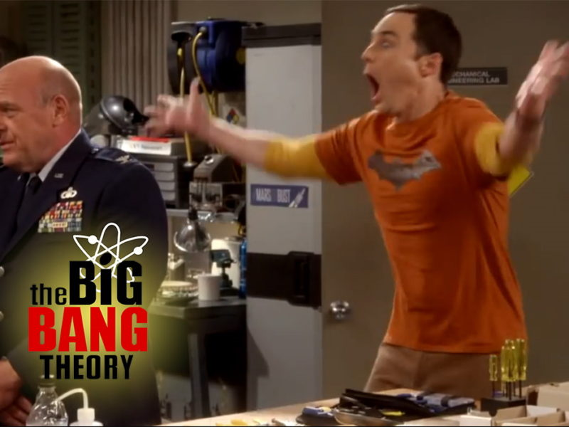 the big bang thoery