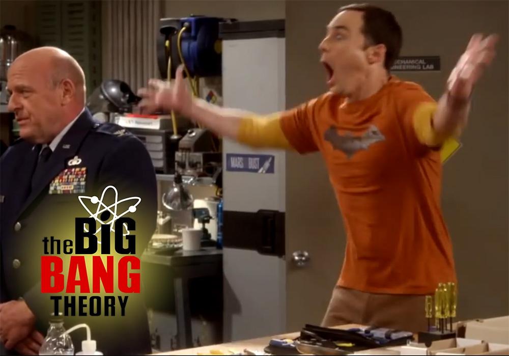 the big bang thoery